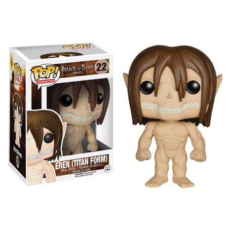 Attack On Titan Jacket Male (Attack on Titan POP! Anime Eren (Titan Form) 3.75