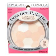 Physicians Formula Multi Color Powder Palatte, Creamy Natural
