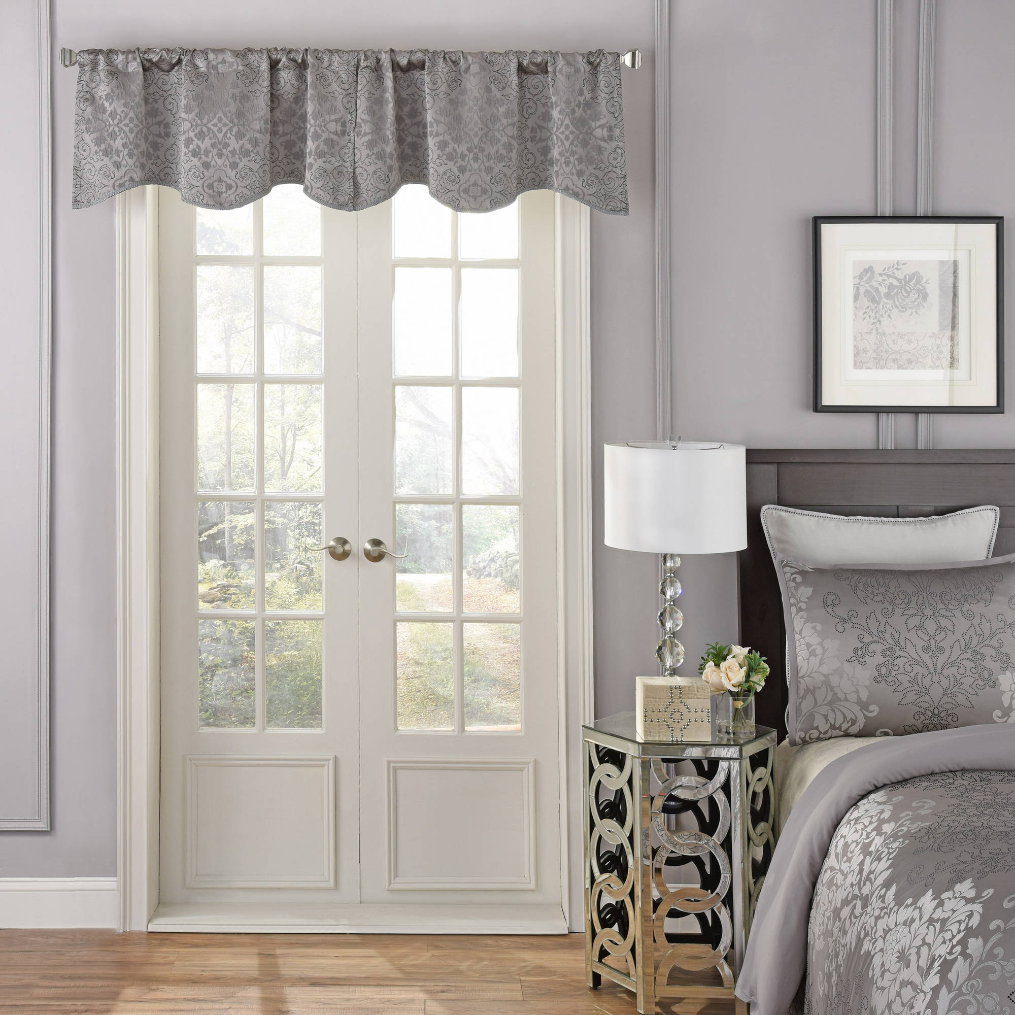 Beautyrest La Salle Room Darkening Window Valance by Ellery Homestyles