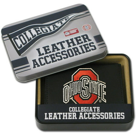 NCAA - Men's Ohio State Buckeyes Embroidered Trifold Wallet