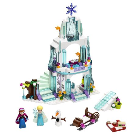 LEGO Disney Frozen Princess Elsa's Sparkling Ice Castle 292 Piece Building Kit