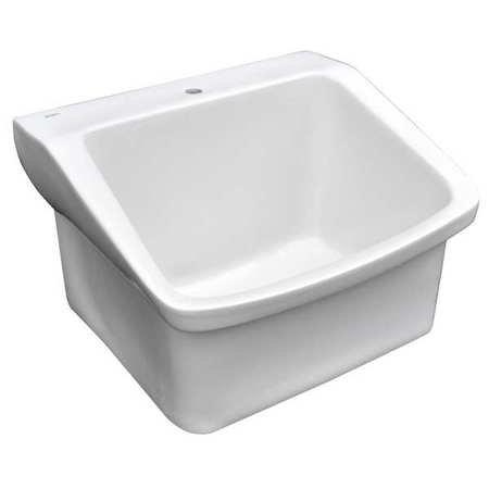 American Standard Surgeon Porcelain Utility Sink 9047.093.020 White