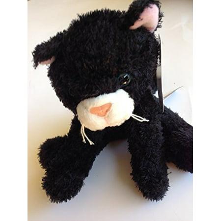 """catsy kitty - 6"""" black cat by mary meyer"""