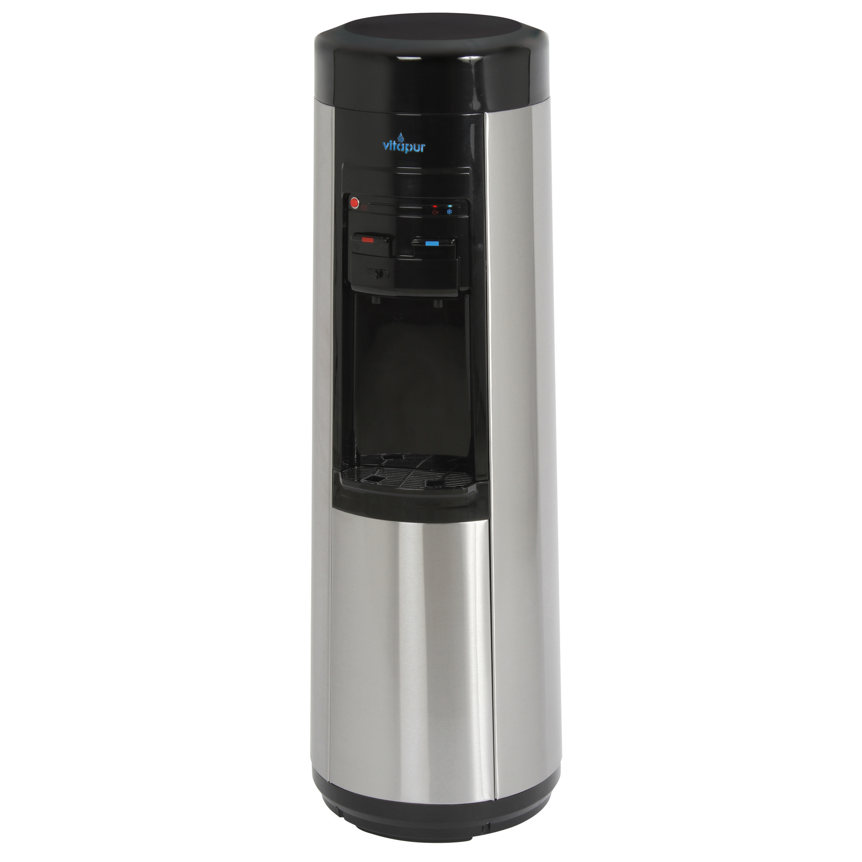 Vitapur VWD9506BLS Point-of -Use Water Dispenser (Hot, Room and Cold) Black/Stainless Steel