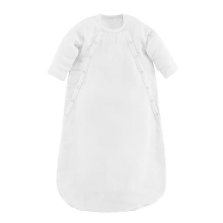 Under the Nile Organic Cotton Baby Unisex Bunting (Organic Muslin)