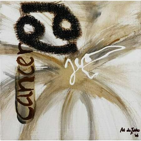 Cancer Poster Print by Art die Zakko