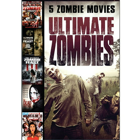 Ultimate Zombie Pack: 5 Zombie Movies (Widescreen) (Halloween Rob Zombie Movie Soundtrack)