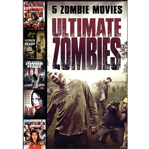 Ultimate Zombie Pack: 5 Zombie Movies (Widescreen)