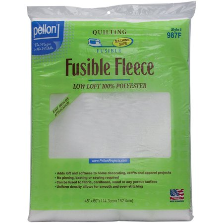 Fusible Fleece by Pellon: 45