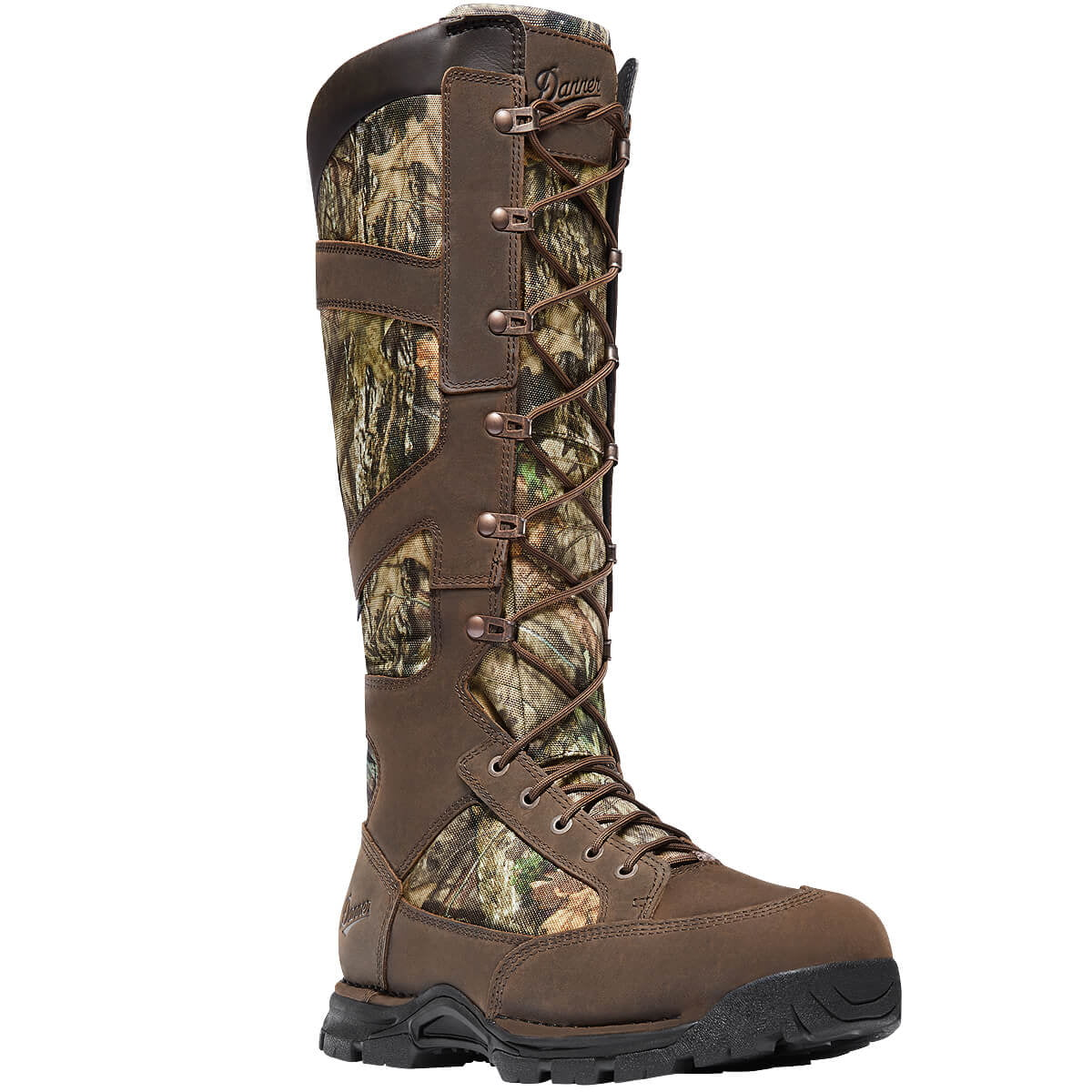 "Danner Pronghorn 17"" Snake Boot Mossy Oak Country 10.5D by Danner"