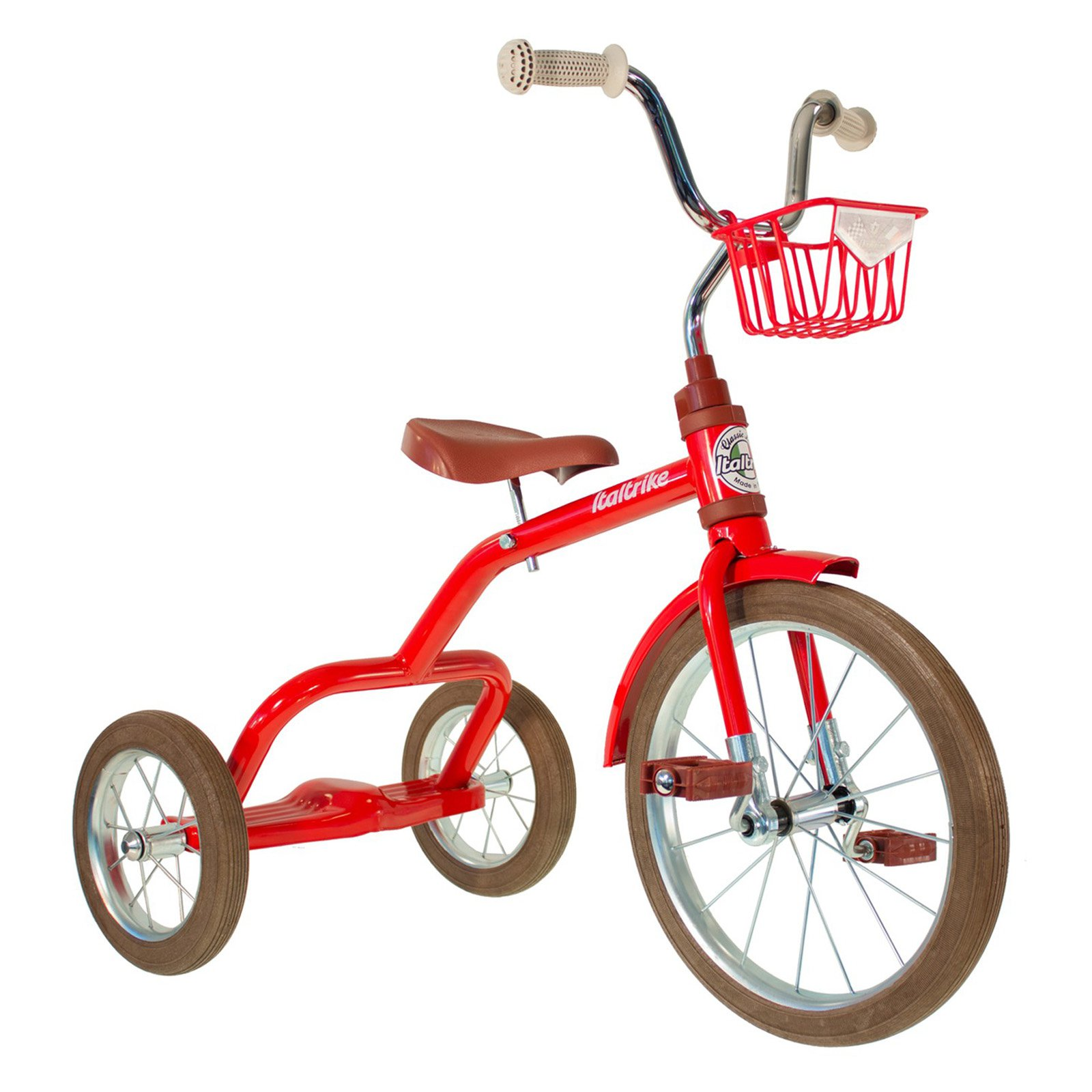 Italtrike 16 in. Spoke Champion Tricycle