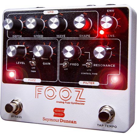 Seymour Duncan FOOZ Analog Fuzz Synth Effects