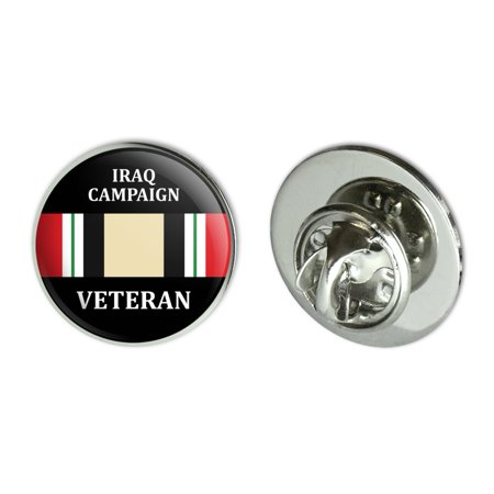 - Marine Corps USMC Iraq Campaign Veteran Ribbon Officially Licensed Metal 0.75