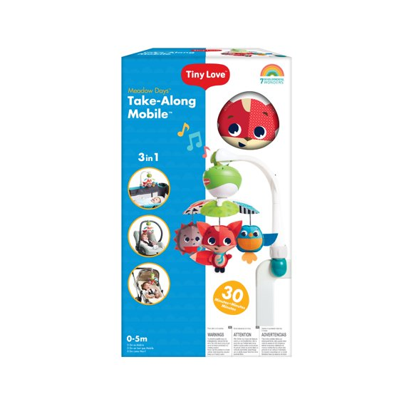 56190f0d6816 Tiny Love Tiny Princess™ Take Along Soothing Baby Mobile