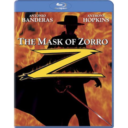 The Mask of Zorro (Blu-ray) - Zorro Dress