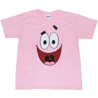 Spongebob Patrick Star Face Infant T-Shirt