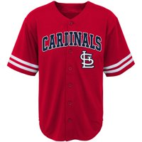 Youth Red St. Louis Cardinals Team Jersey