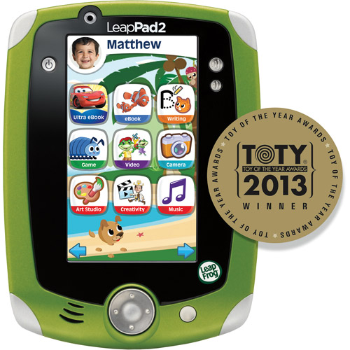 LeapFrog LeapPad2 Explorer Kids' Tablets for Learning