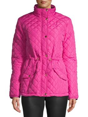 Jason Maxwell Women's Quilted Anorak Jacket