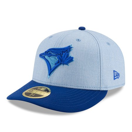 release date: 05f0e d720c Toronto Blue Jays New Era 2018 Father s Day On Field Low Profile 59FIFTY  Fitted Hat - Light Blue - Walmart.com