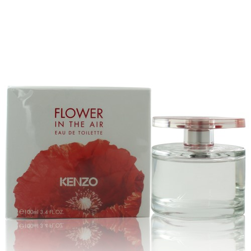 FLOWER IN THE AIR WOMEN 3.4 OZ EAU DE TOILETTE SPRAY BOX by KENZO