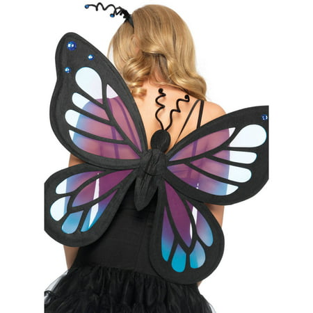 Butterfly Wings Adult Halloween Accessory