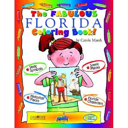 Fabulous Florida Color Bk