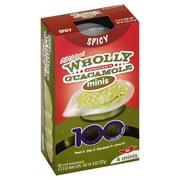 Wholly Guacamole Spicy Guacamole Minis 4-2.0 oz. Mini Cups