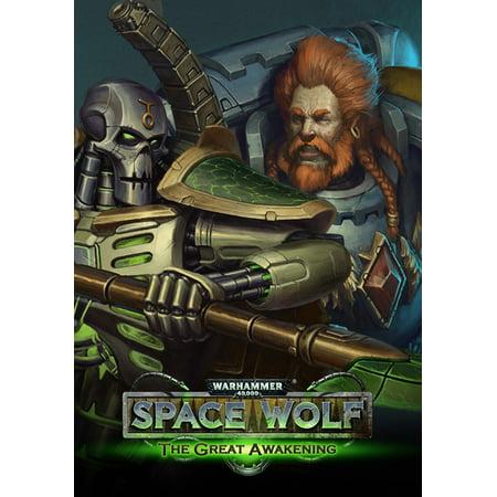 Warhammer 40,000: Space Wolf - Saga of the Great Awakening, HeroCraft, PC, [Digital Download], 685650098036