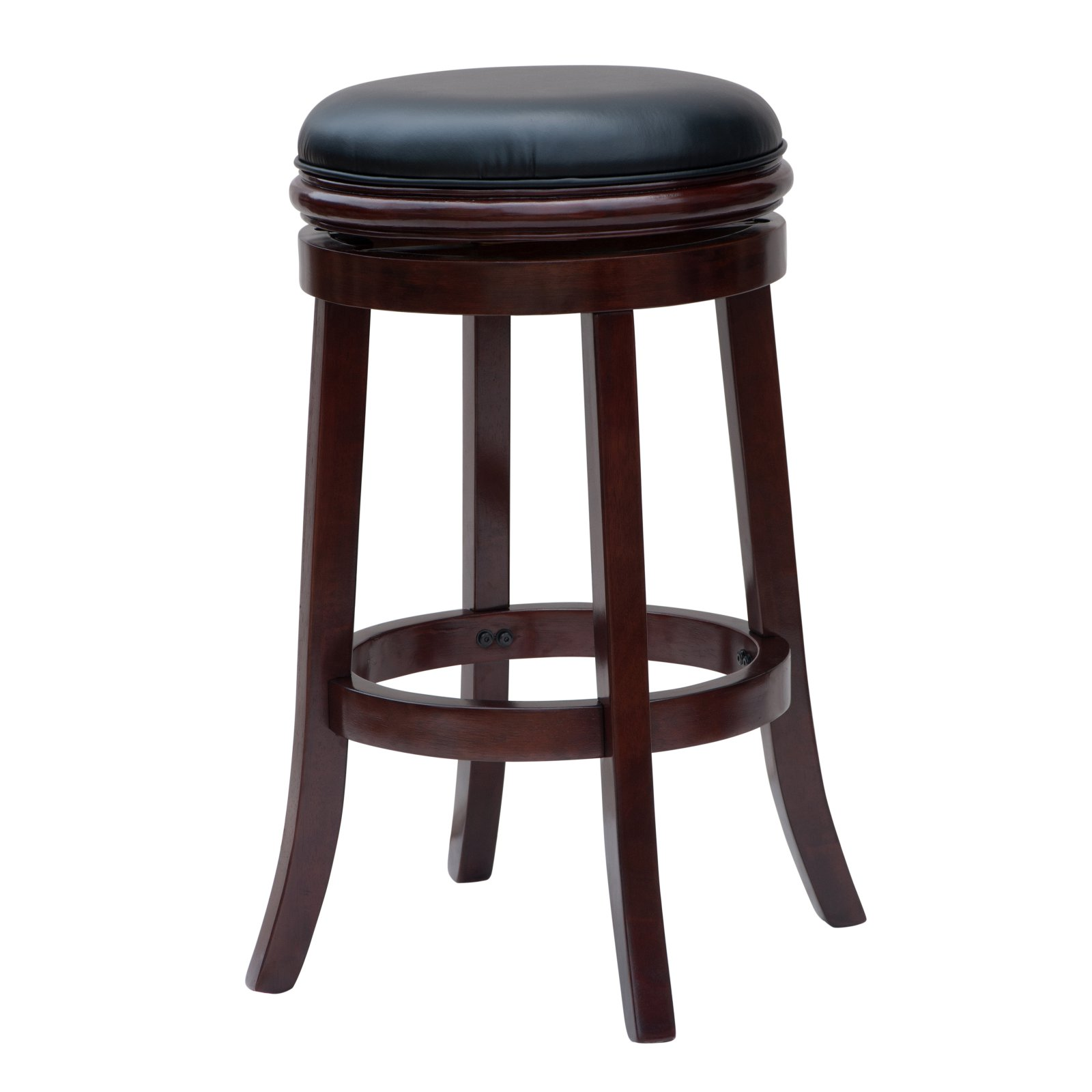 "Boraam Backless 29"" Bar Stool, Multiple Colors"
