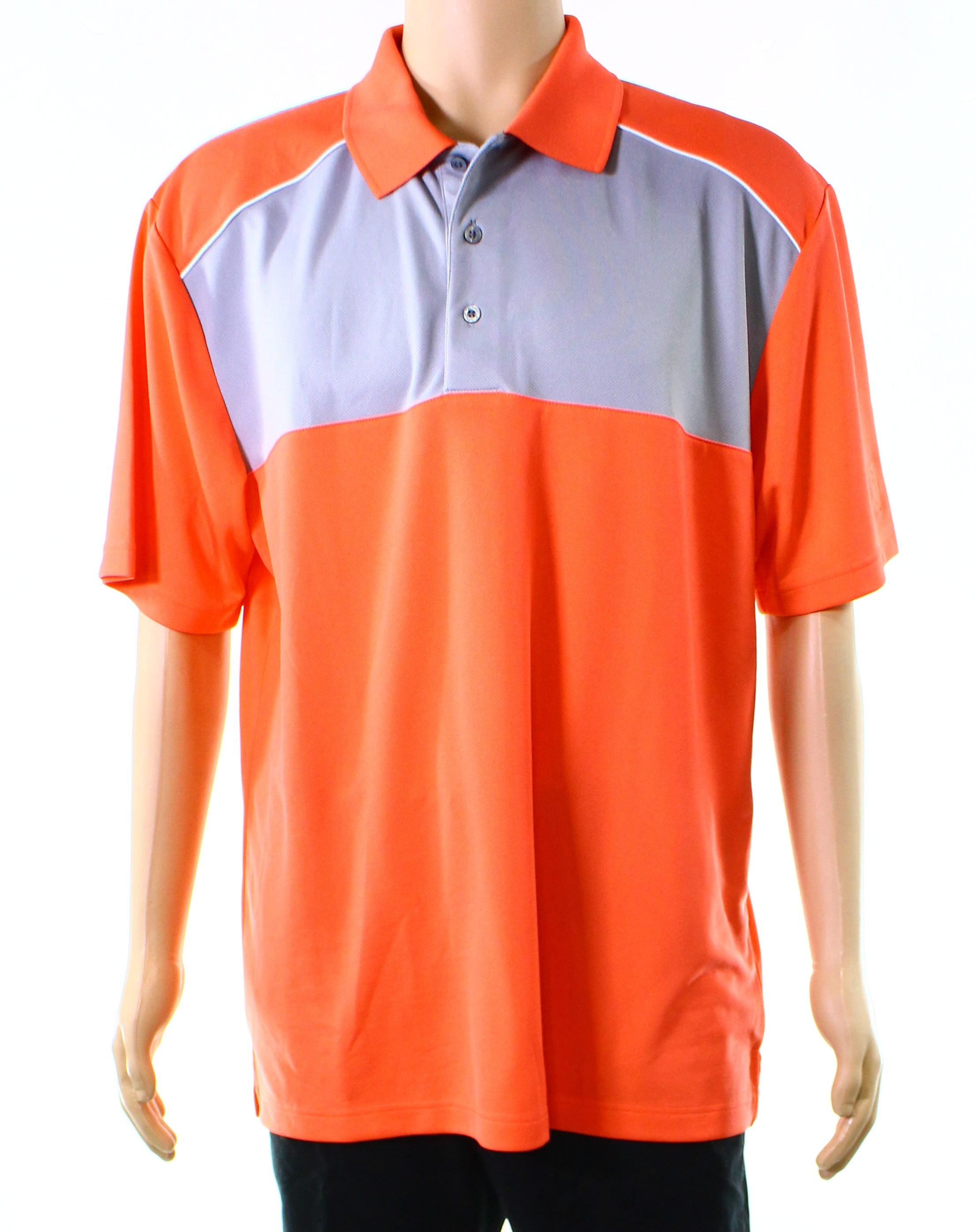 Men's Clothing Pga Tour Airflux Polo Shirt Xl