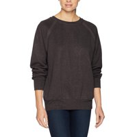 Prana Cozy Up Sweatshirt Grey Blue Heather