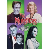 The Munsters: The Complete Series DVD Deals