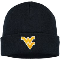 Youth Russell Athletic Navy West Virginia Mountaineers Team Cuffed Knit Hat - OSFA