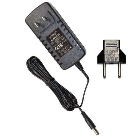 HQRP 9V AC Adapter for CYD-0900500F Kettler Axos Cycle P