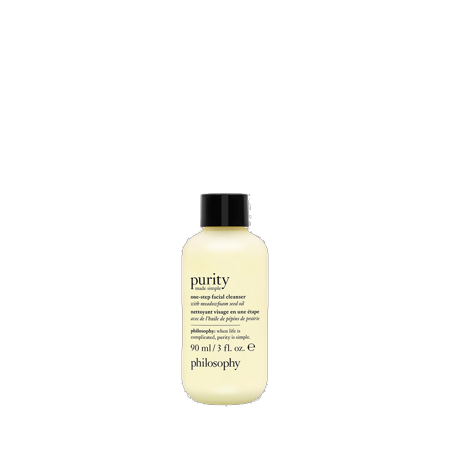 Philosophy - Purity Made Simple One-Step Facial Cleanser With Meadowfoam Seed Oil 3 oz.