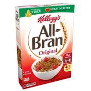 Kellogg's All-Bran Original Breakfast Cereal 18.3 oz