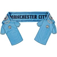 Manchester City Youth Team Shirt Scarf - Blue