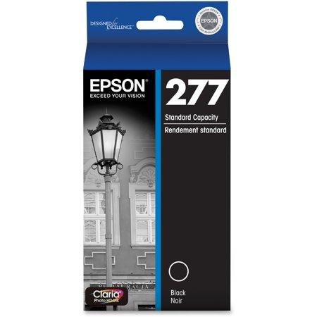 EPSON 277 Claria Photo HD Black Standard Capacity Ink Cartridge