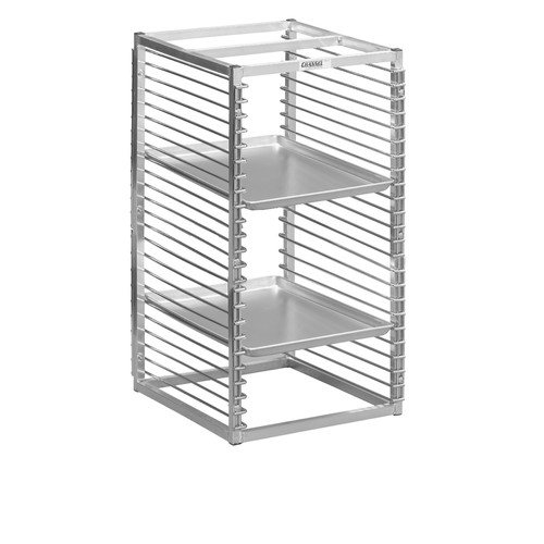 Channel Manufacturing Reach In Bun Pan Rack
