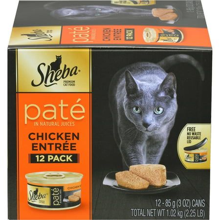 Where Is Sheba Cat Food Sold