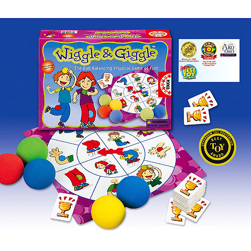 Educa Wiggle & Giggle Game