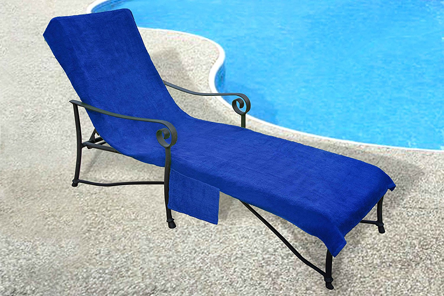 Pool side chaise lounge cover walmart com