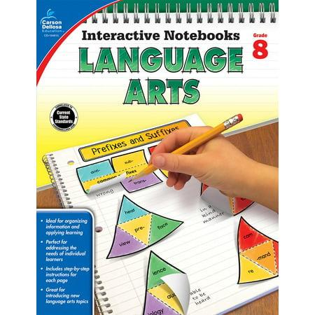 Language Arts, Grade 8
