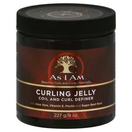 Salon Commodities As I Am Curling Jelly, 8 oz
