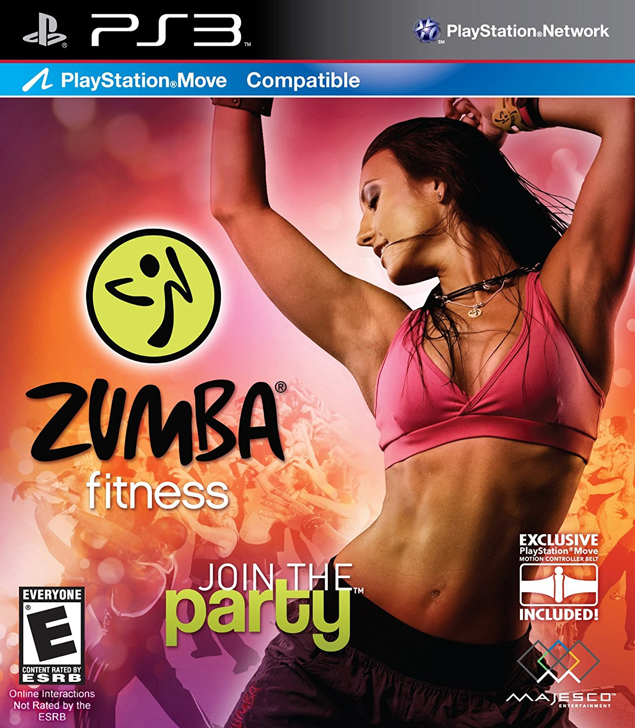 Zumba Fitness PlayStation 3, Both locally and online as you team up and try to earn the... by