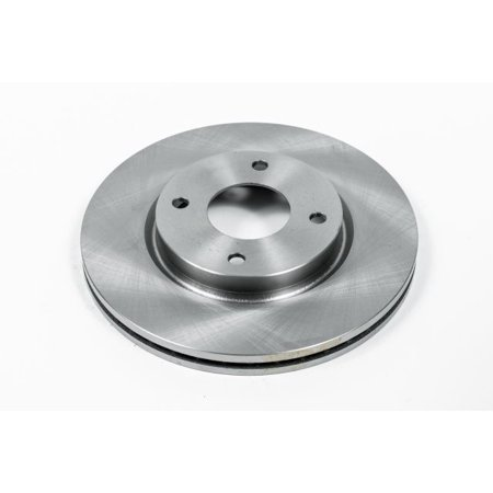 Power Stop Brake Rotor - Power Stop JBR1191 Autospecialty OE Replacement Brake Rotor - Front