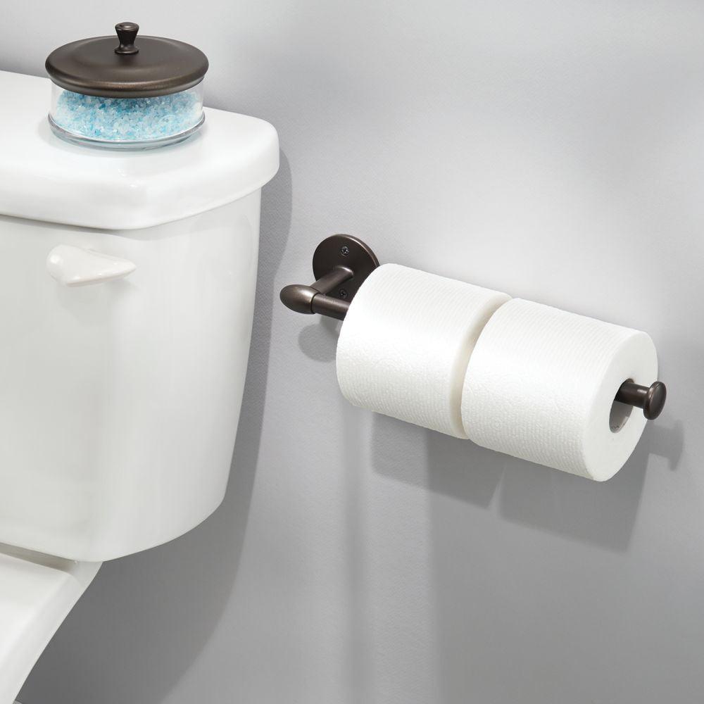InterDesign Orbinni Paper Towel Holder for Kitchen Wall Mount//Under Cabinet