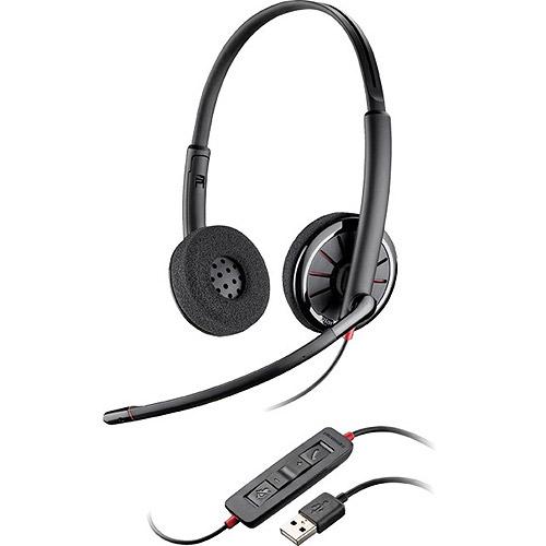 Plantronics C320-M Blackwire Headset by PLANTRONICS