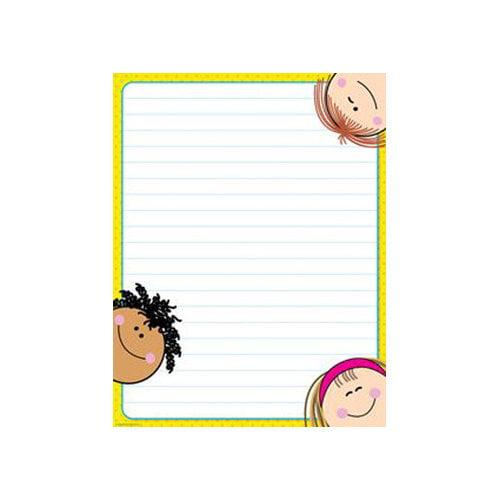 Creative Teaching Press Stick Kids Intermediate Notebook